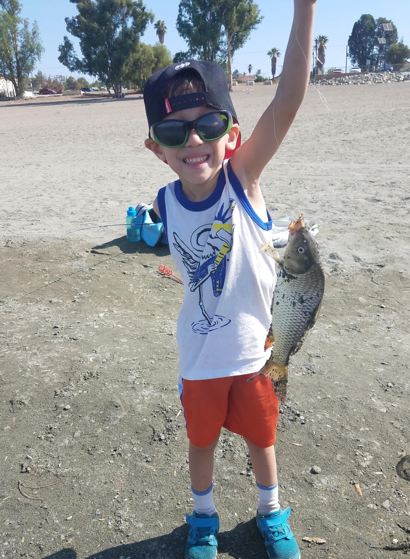 City of Lake Elsinore : Fishing Report
