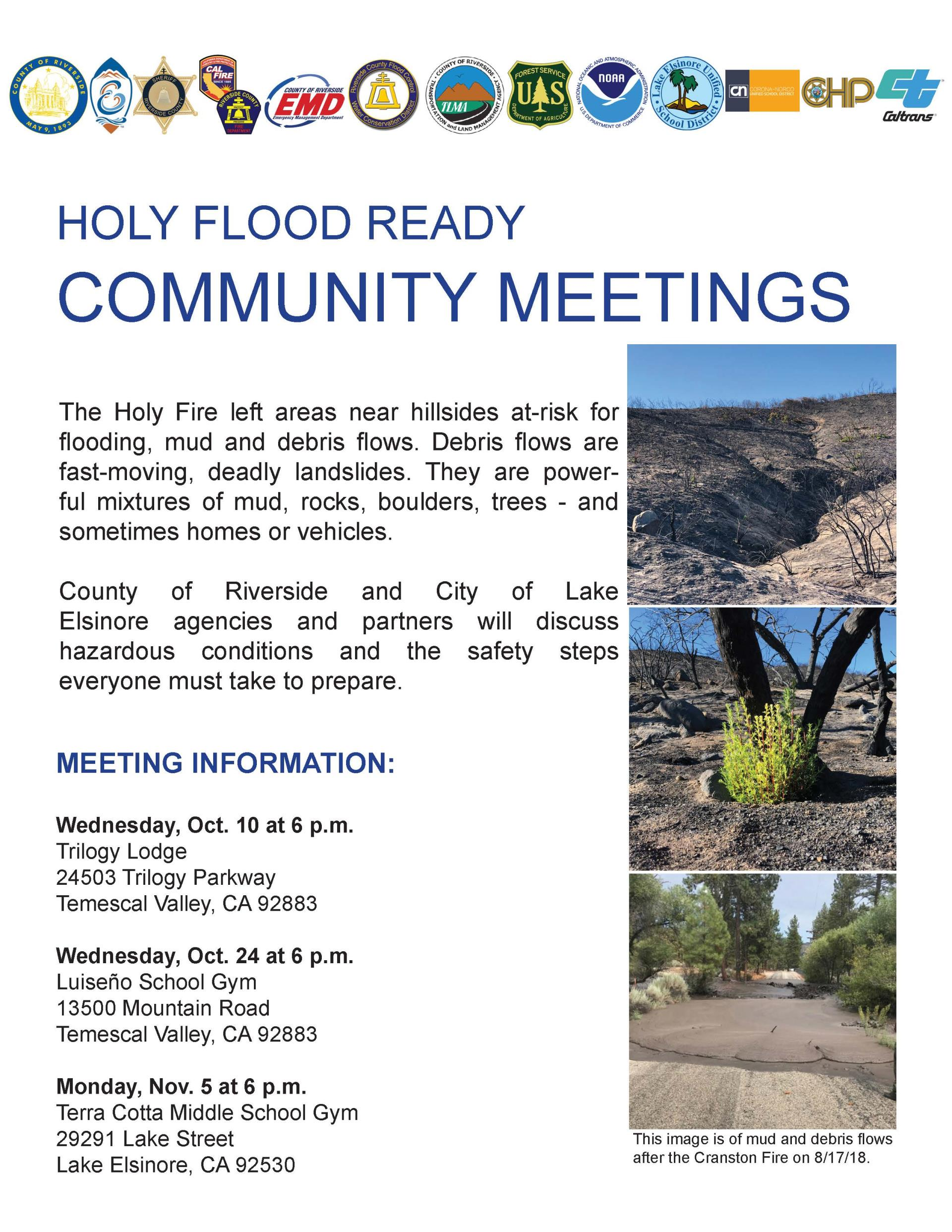 Community Mtg Flier - FINAL - Nov 5