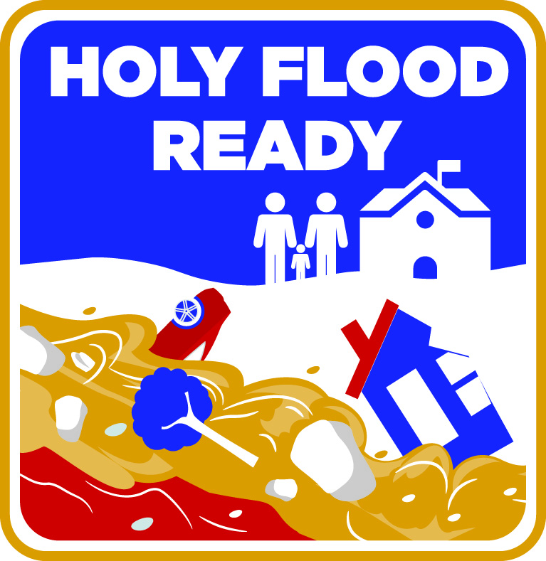 Holy Flood Ready Mandatory