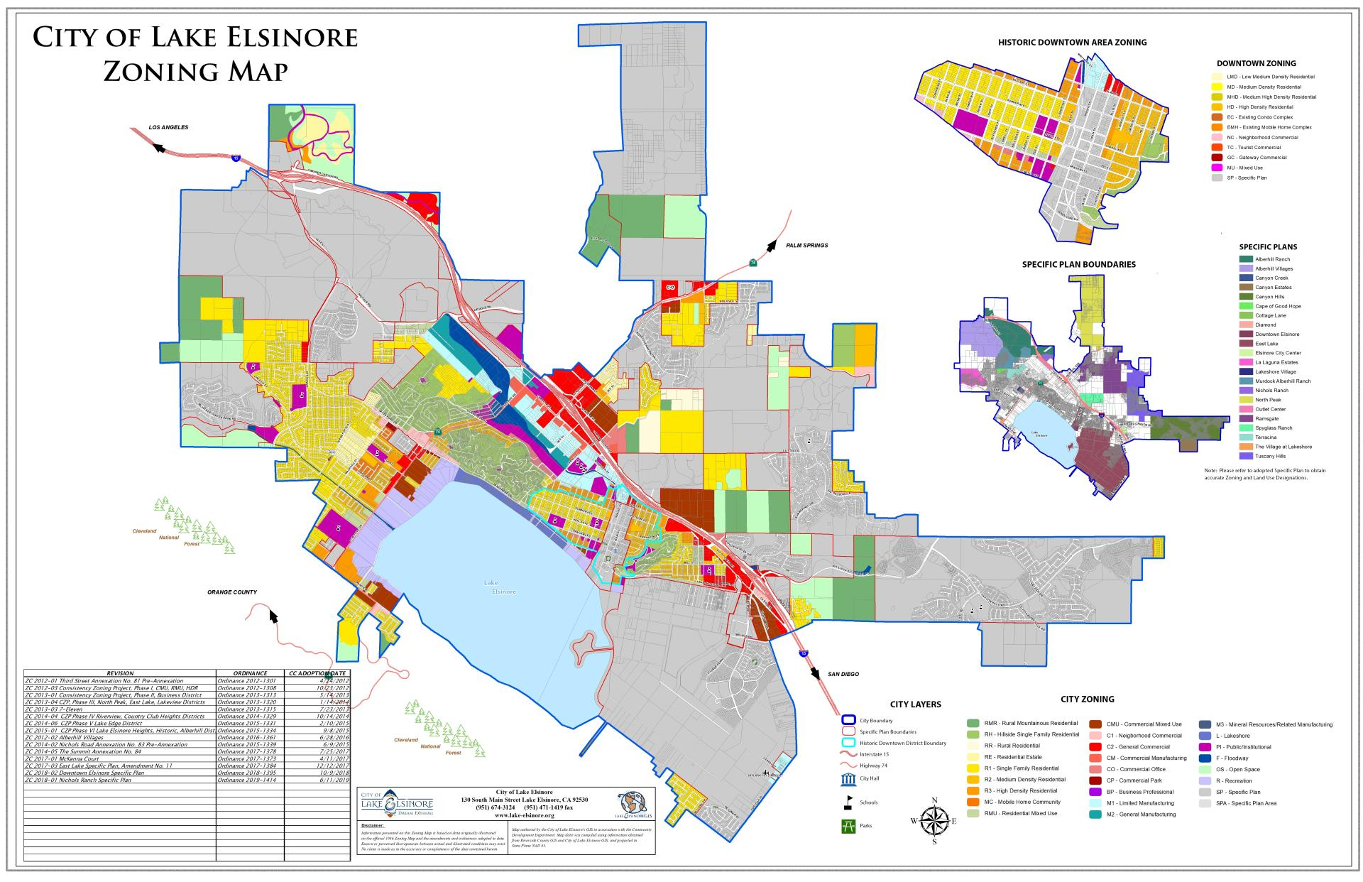 City of Lake Elsinore : GIS Map Gallery San Go Zoning Map on parking map, business map, mashpee ma town map, streets map, india earthquake zone map, residential map, e zone map, survey map, climate zone map,