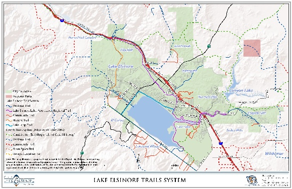 Lake Elsinore Trails System