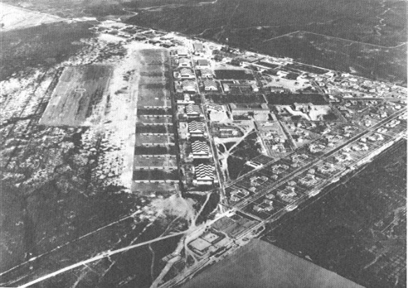 March Airforce Base 1938
