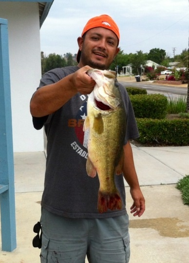 130711-Memo Guevara's Largemouth Bass
