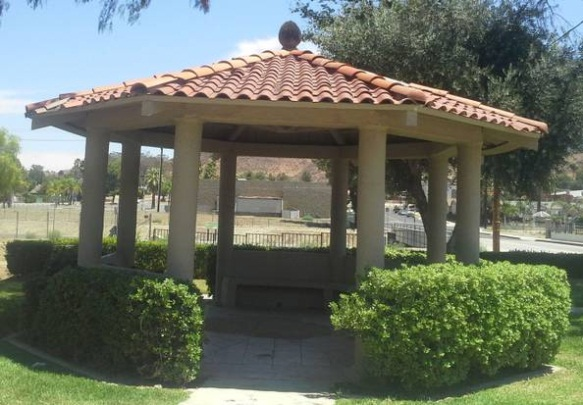 Lake Elsinore Gazebo