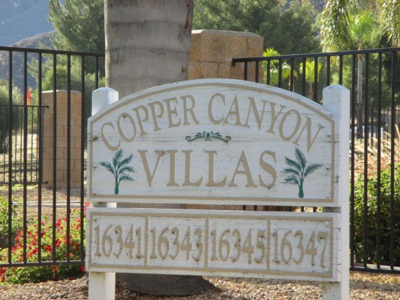 copper canyon villas