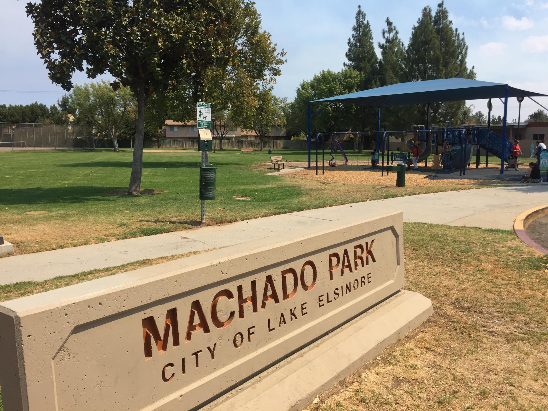 machado monumnet and park