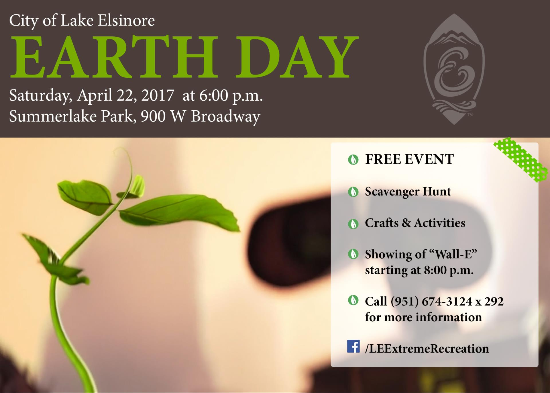 170228 - Earth Day Flyer