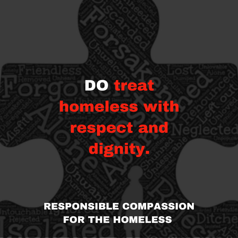Tip 3 Responsible Compassion