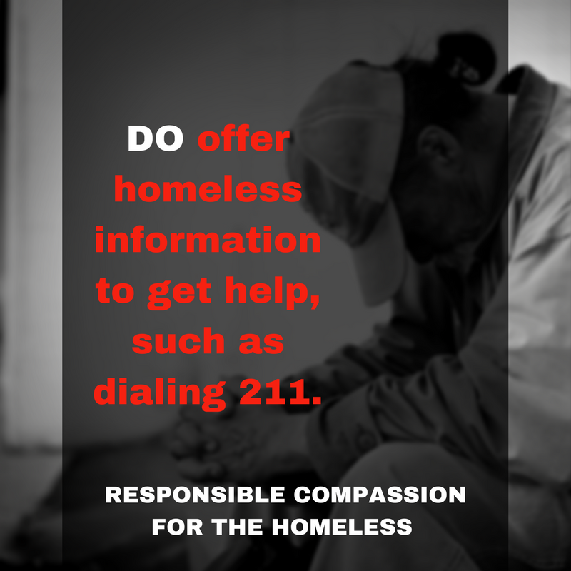 Tip 4 Responsible Compassion
