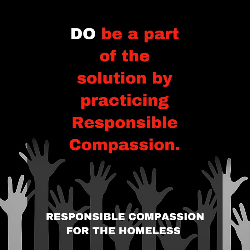 Tip 6 Responsible Compassion