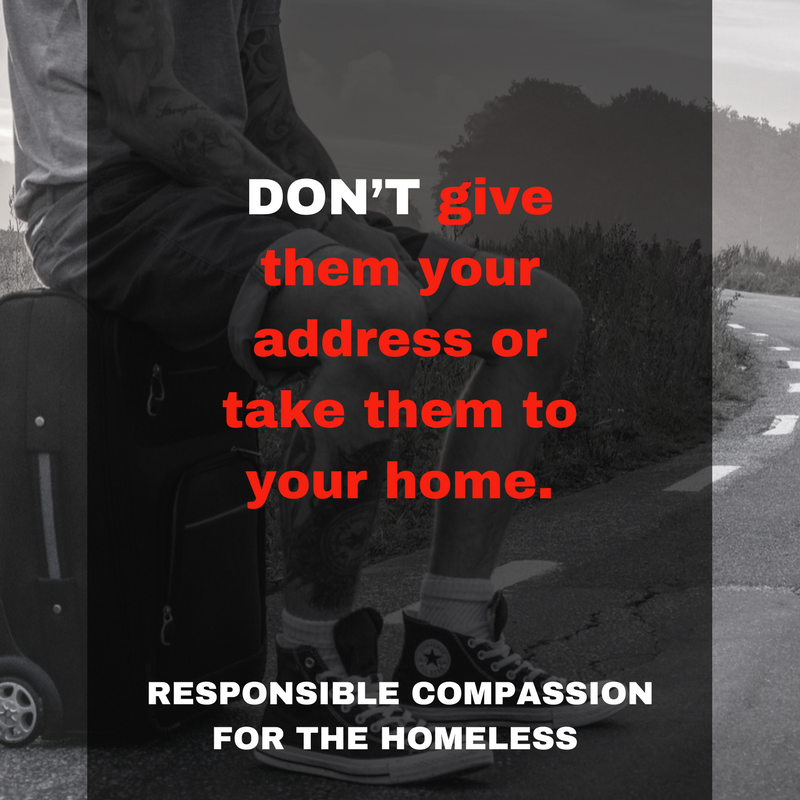 Tip 8 Responsible Compassion