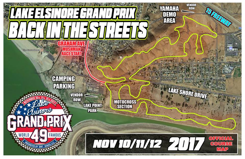 Official Course Map 2017