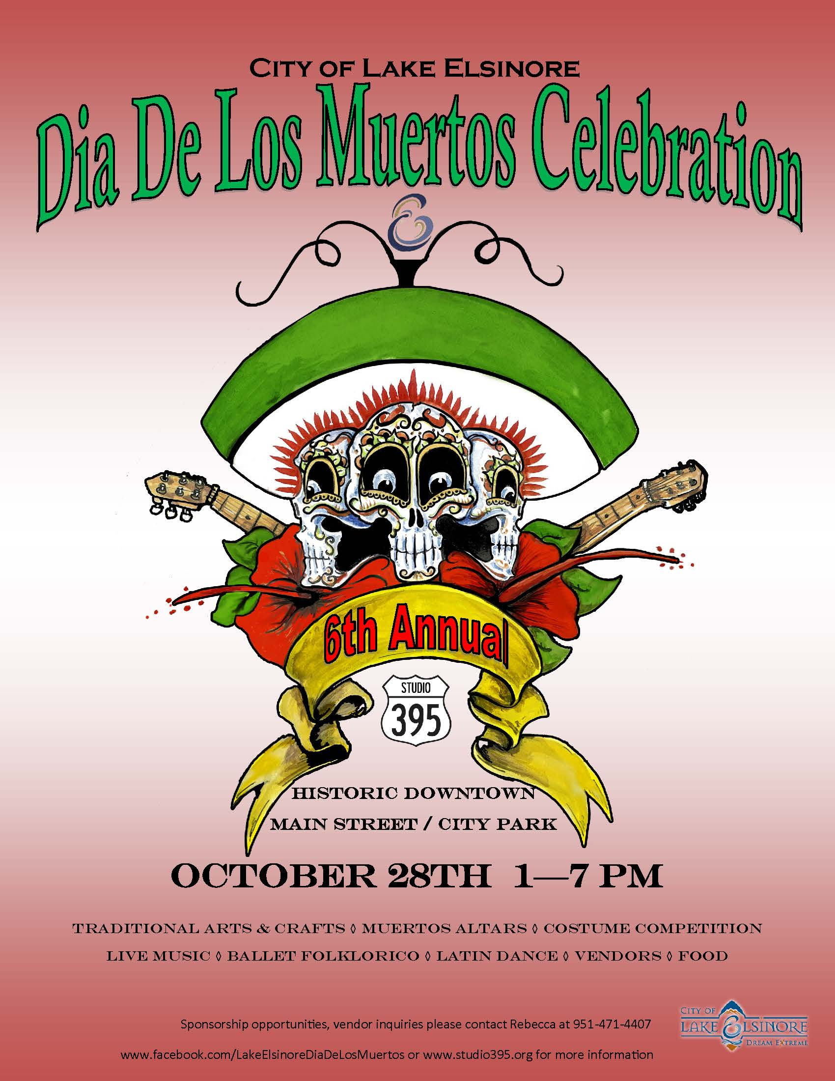 170906 - Day of the Dead Flyer