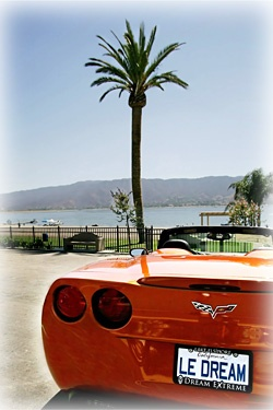 Elm Grove Beach Dream Extreme Corvette