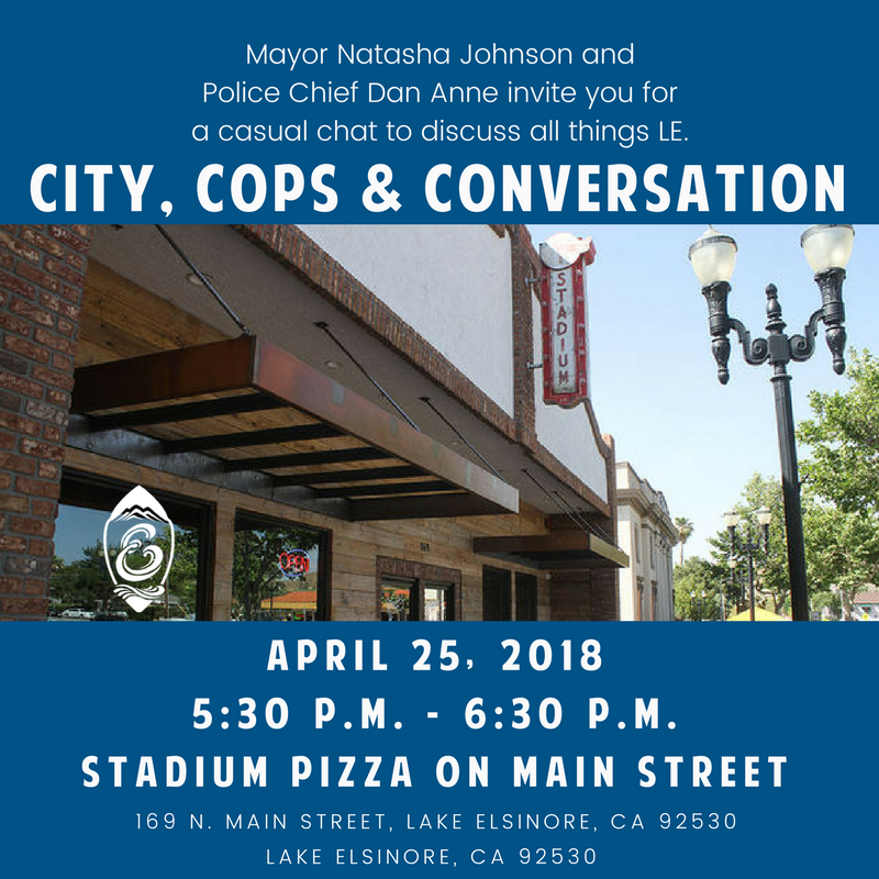 City, Cops & Coffee _SM _April 25