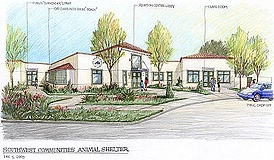 Southwest Communities Animal Shelter